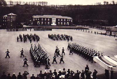 98th Entry Passing Out Parade