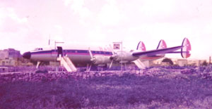 Super Constellation Bar